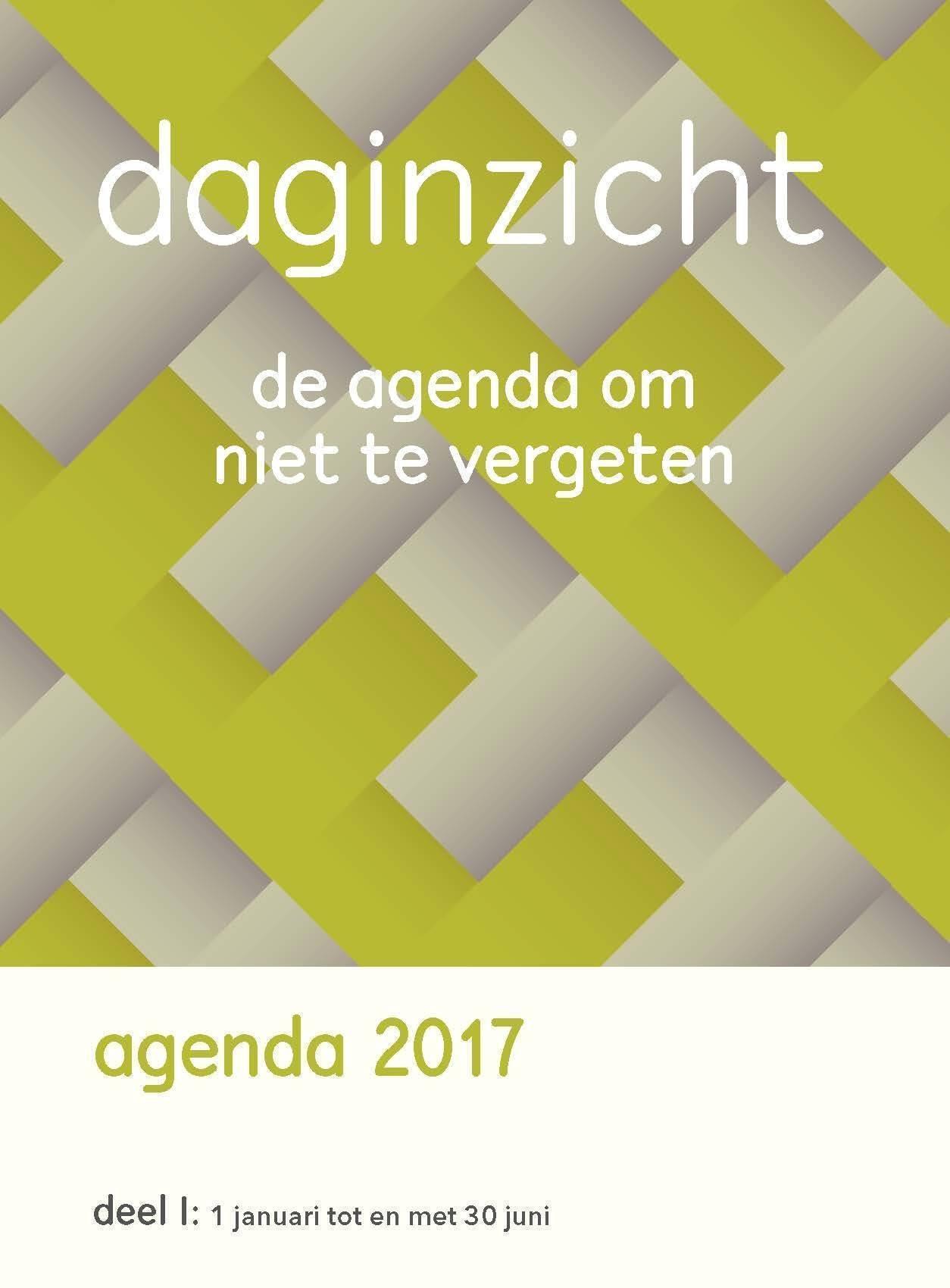 daginzicht agenda 2017