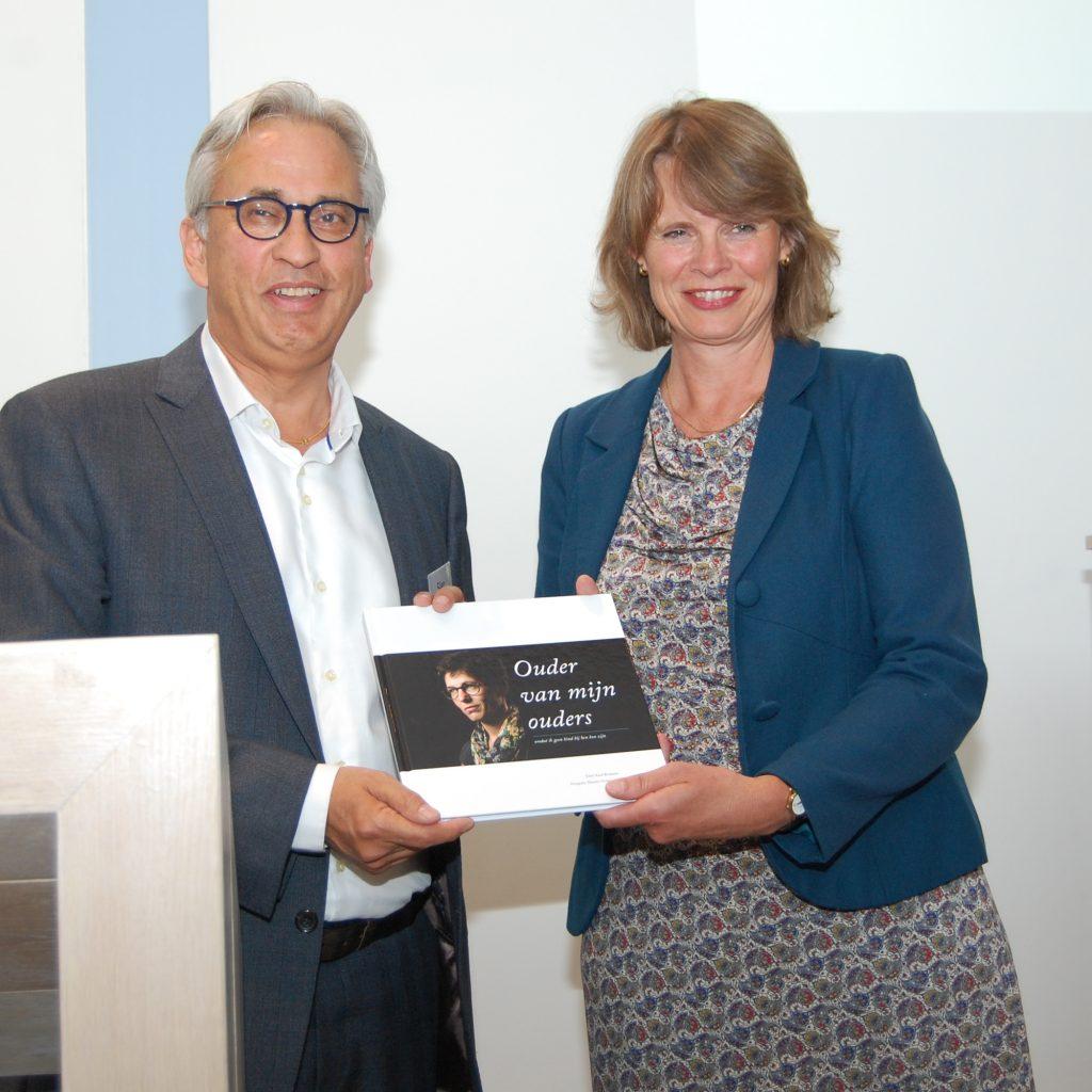 Koos Spanbroek en Gertrude van den Brink
