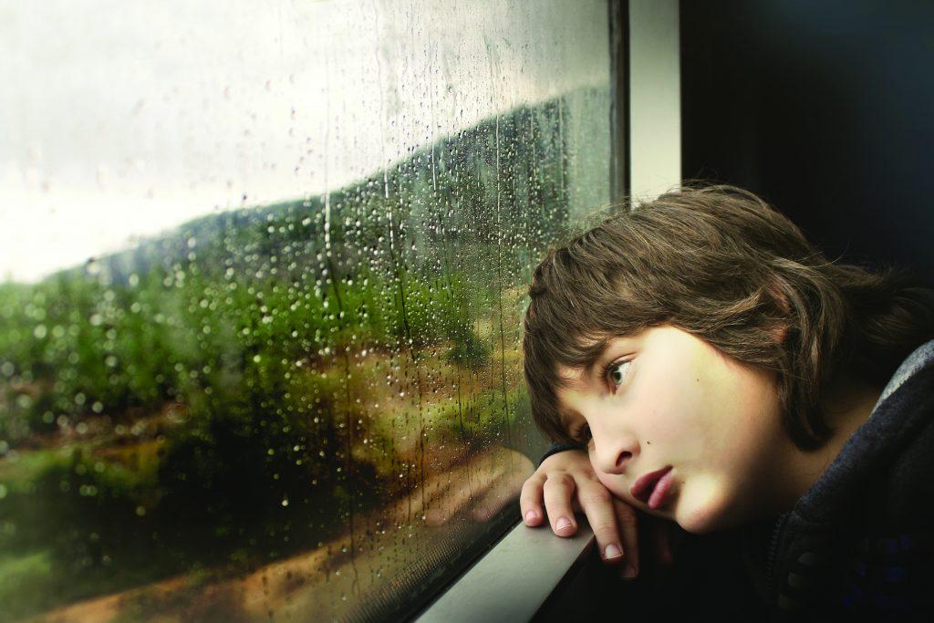 een kind met autisme in het gezin